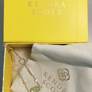 Kendra Scott Jewelry - Kendra Scott Maddie Necklace - Chalcedony